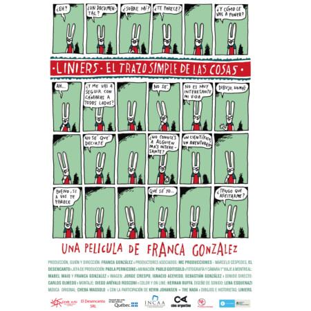 Liniers_Franca_Gonzalez_Afiche